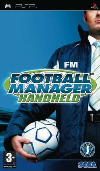 Sega Football Manager Handheld - PSP