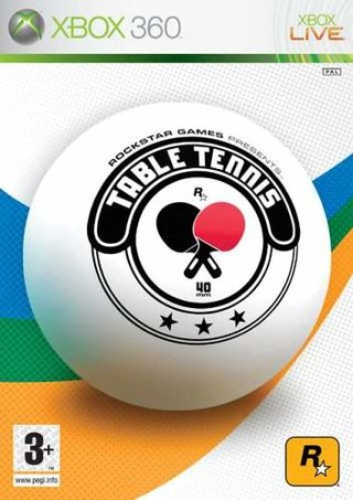 Table Tennis - Xbox360