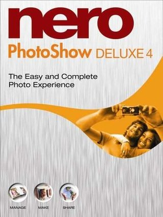 Ahead Nero PhotoShow Deluxe 4