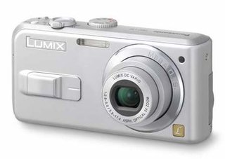 Panasonic Lumix DMC-LS2 digital camera