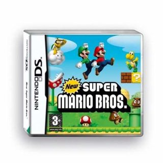 New Super Mario Brothers - Nintendo DS