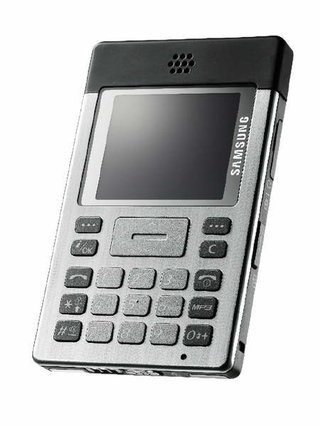 Samsung P300 mobile phone