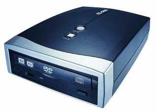 EZ-DUB 1673SU External USB2.0 DVD Writer