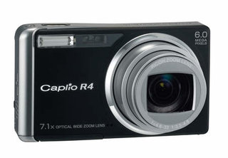 Ricoh Caplio R4 digital camera