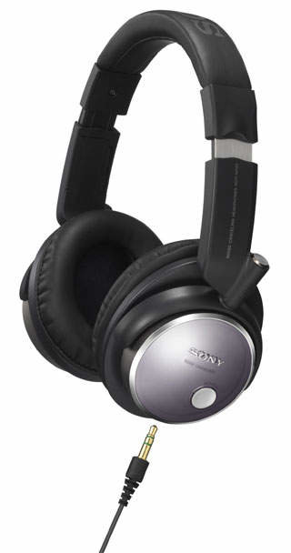 Sony NC-50 noise cancelling headphones