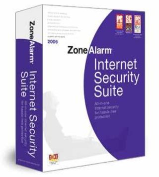 ZoneAlarm Internet Security Suite 6.5