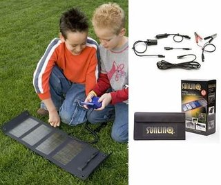 Sunlinq 6.5W solar charger