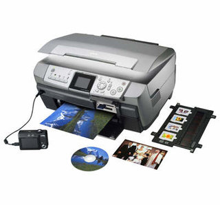 Epson Stylus Photo RX700 all-in-one photo printer