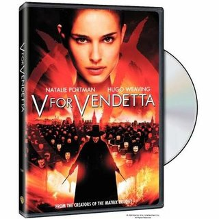V For Vendetta - DVD