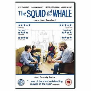 The Squid and the Whale - DVD
