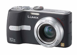 Panasonic Lumix DMC TZ1 digital camera