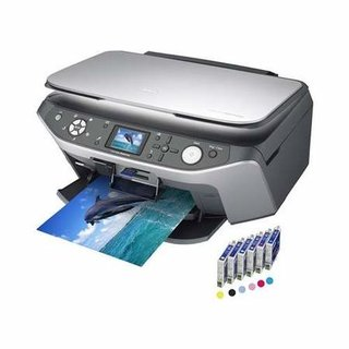 Epson Stylus Photo RX640 All in one printer