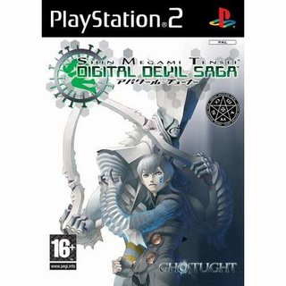 Shin Megami Tensei: Digital Devil Saga – PS2