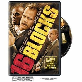 16 Blocks - DVD