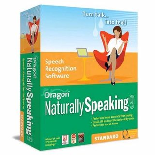NUANCE Dragon Naturally Speaking 9