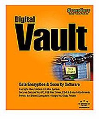 JDPSoft Digital Vault software