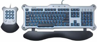 Saitek PC Backlit Gaming Keyboard