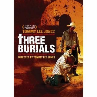 The Three Burials Of Melquiades Estrada - DVD