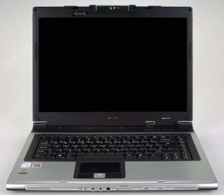 Acer Aspire 5602WLMi laptop