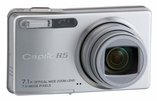 Ricoh Caplio R5 digital camera