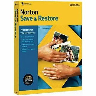 Norton Save and Restore