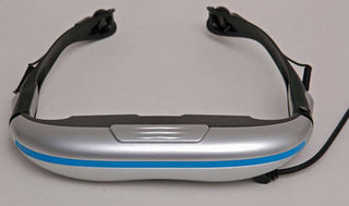 PDT Eye-Theatre video goggles