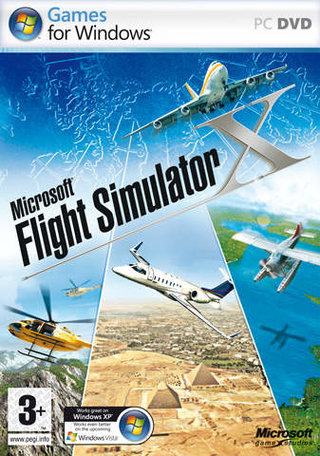 Flight Simulator X Standard Edition - PC