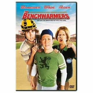 The Benchwarmers - DVD