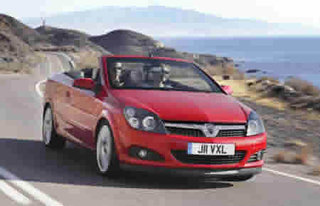 Vauxhall Astra Twin Top 1.6 16v Sport