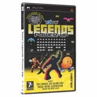 Taito Legends: Power Up! - PSP