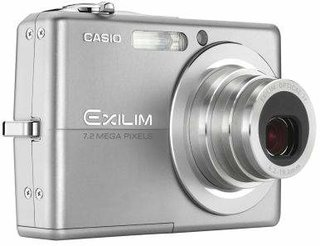 Casio Exilim Card EX-Z700 digital camera
