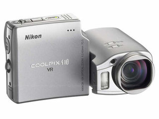 Nikon Coolpix S10 digital camera - FIRST LOOK
