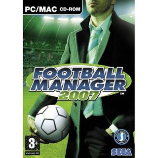 Football Manger 2007 - PC