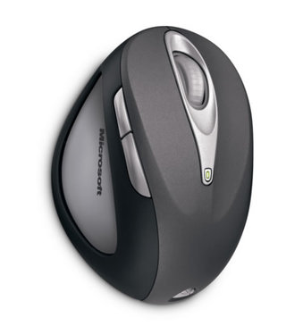 Microsoft Natural Wireless Laser 6000 Mouse