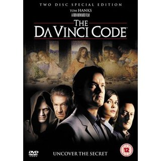 The Da Vinci Code - DVD