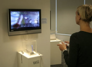 Nintendo Wii games console - FIRST LOOK