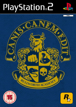 Canis Canem Edit - PS2