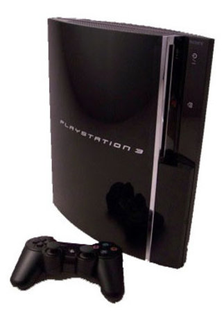 PlayStation 3 games console - PS3