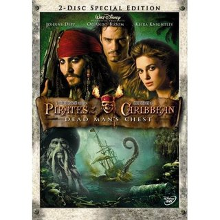 Pirates of the Caribbean - Dead Man's Chest - DVD