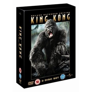King Kong: Extended Edition - DVD