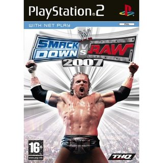 WWE Smackdown vs RAW 2007 - PS2
