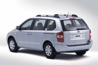 Kia Sedona 2.9 CRDi people carrier
