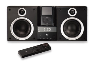 Logitech AudioStation iPod Speakers