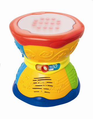 LeapFrog Bilingual Learning Drum