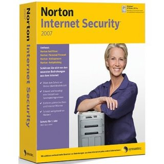 Norton Internet Security Suite 2007 - PC Software