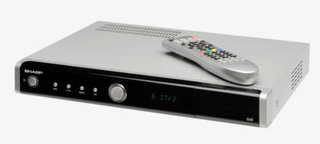 Sharp TU-R160H Freeview Personal Video Recorder