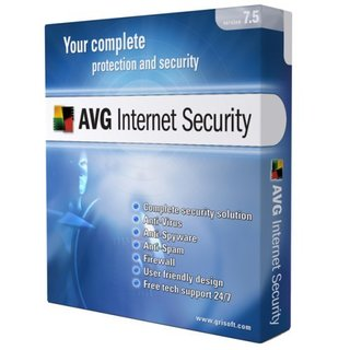 AVG Internet Security Suite 7.5 - PC