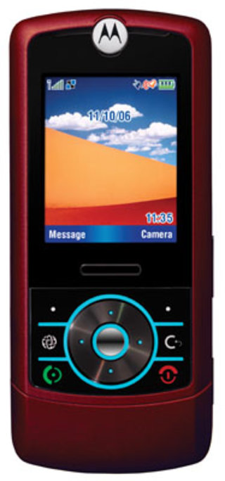 Motorola MOTORIZR Z3 mobile phone