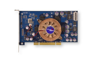 AGEIA PhysX PPU graphics card