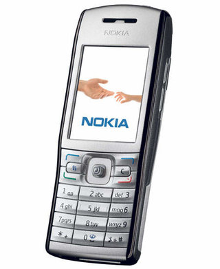 Nokia E50 mobile phone
